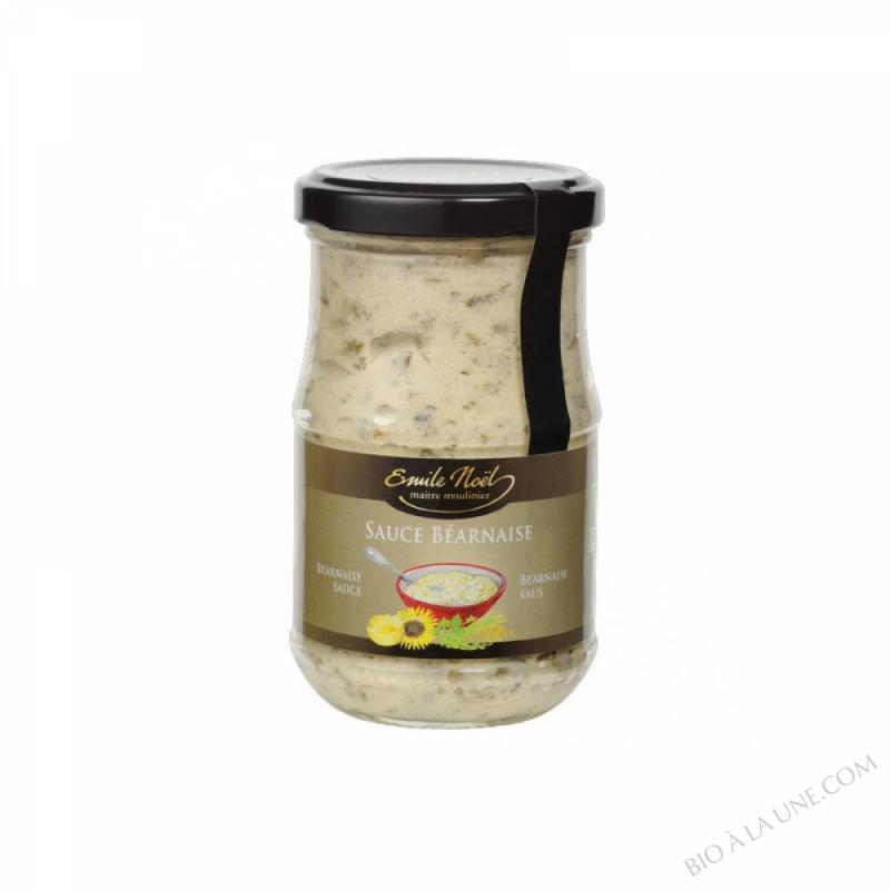 Sauce béarnaise biologique - 180g