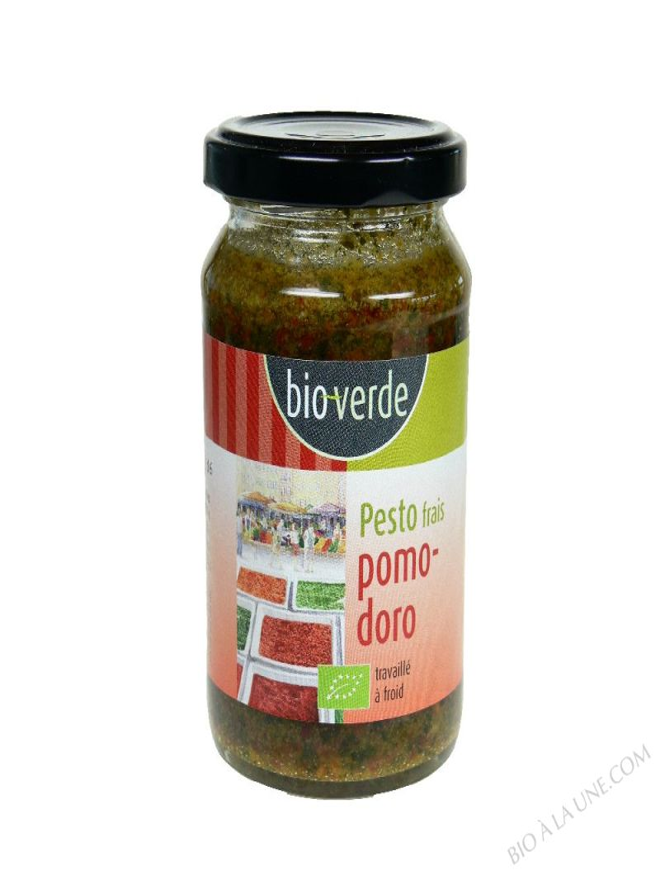 Sauce Pesto Tomate - 165G
