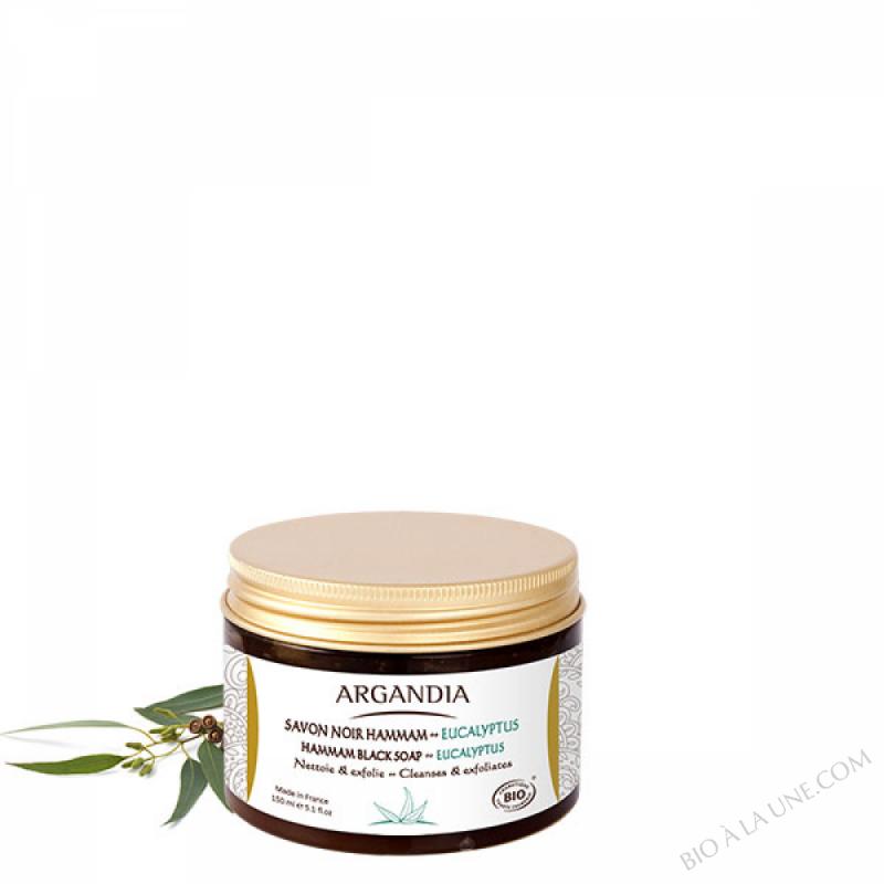Savon Noir Hamman Eucalyptus - 150 g