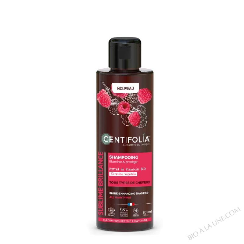 Shampooing SUBLIME BRILLANCE Tous types de cheveux 200mL