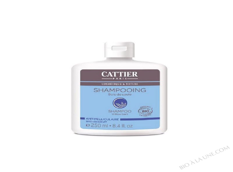 Shampoing Bio Antipelliculaire Cattier