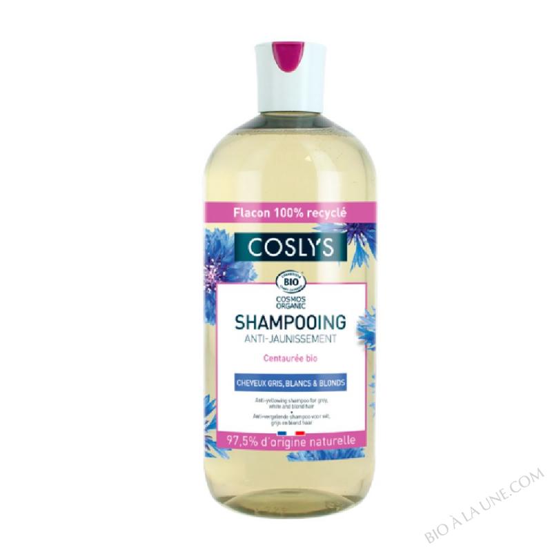 Shampoing cheveux gris et blancs 500mL