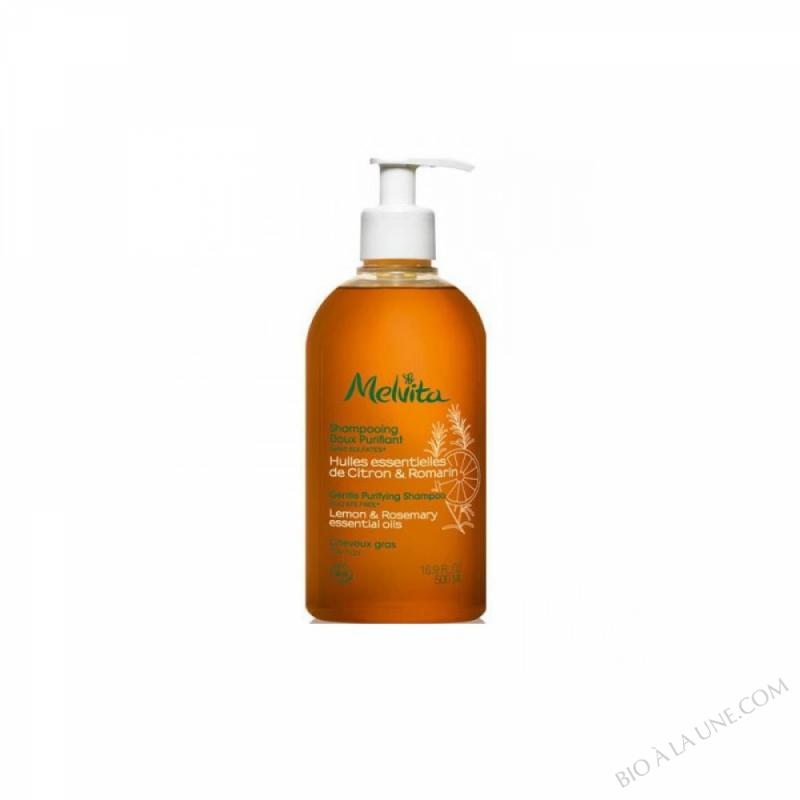 Shampooing doux purifiant - 500ml