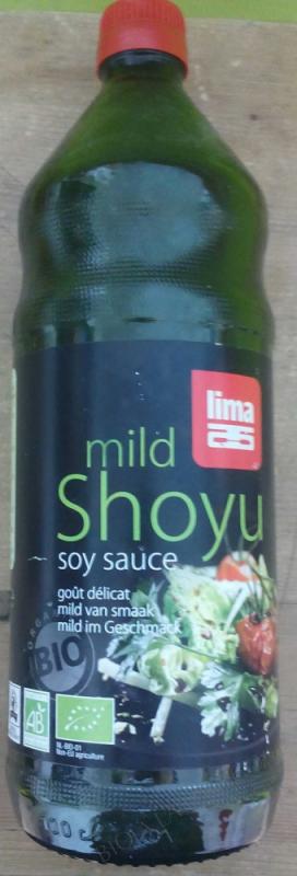Sauce Soja Shoyu 1L