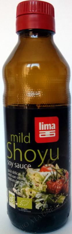 Shoyu Mild 250ml