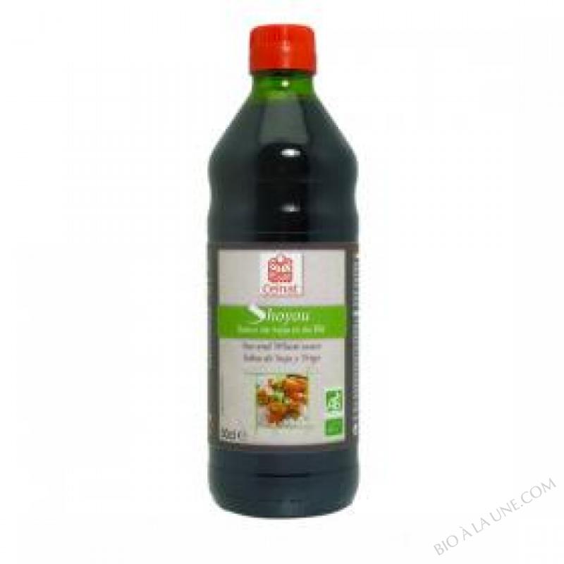 CELNAT Shoyou (sauce soja & blé) BIO - 500g