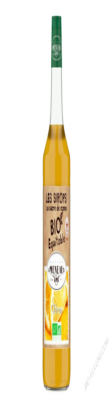 Sirop de Citron Bio 1 L