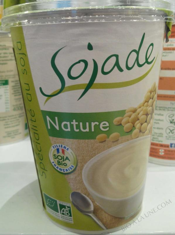 Spécialité au soja, Nature - 400 g