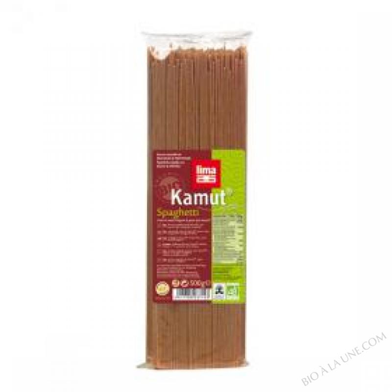 Kamut-spaghetti