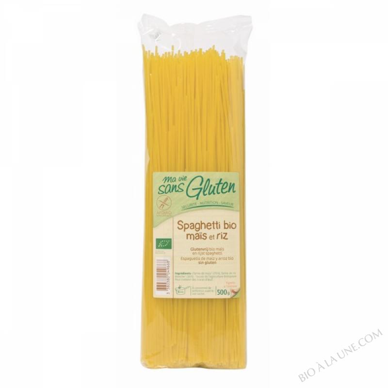 Spaghettis Mais et Riz