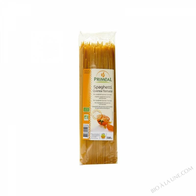 Spaghettis Quinoa à la Tomate