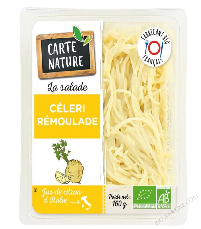 CÉLERI RÉMOULADE - 160GR