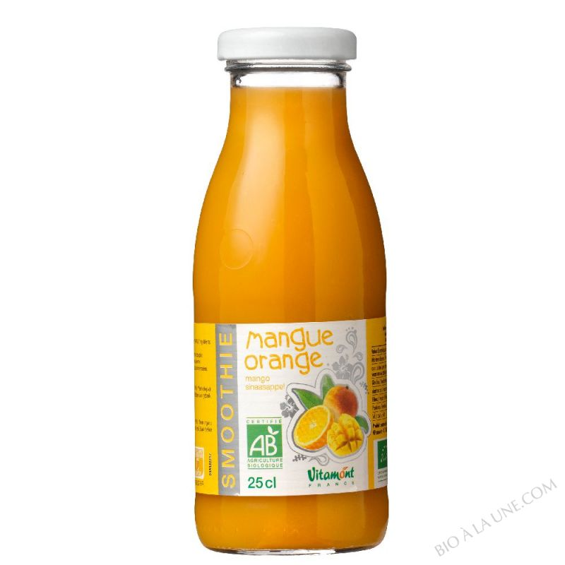 smoothie mangue/orange - 25 cl