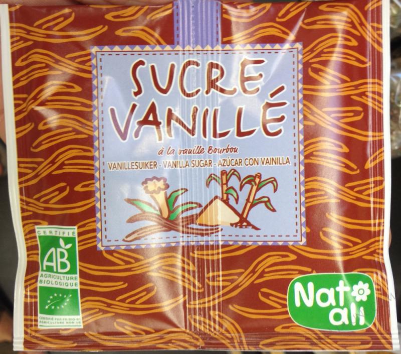 Sucre Vanille 2 sachets x 8 grammes