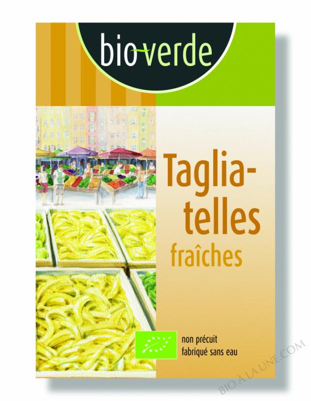 TAGLIATELLES AUX OEUFS 250G