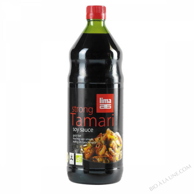 Sauce Soja Tamari strong 1L
