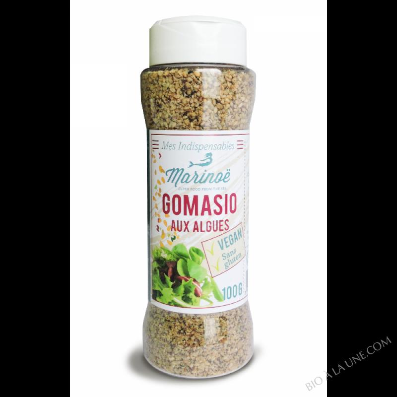 Gomasio aux algues - Marinoë