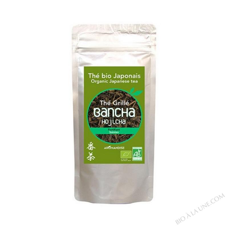 The bancha Hojicha bio japonais 60g