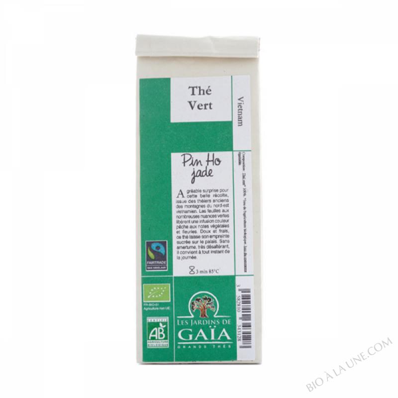 The Vert Nature Pin ho Jade 100g