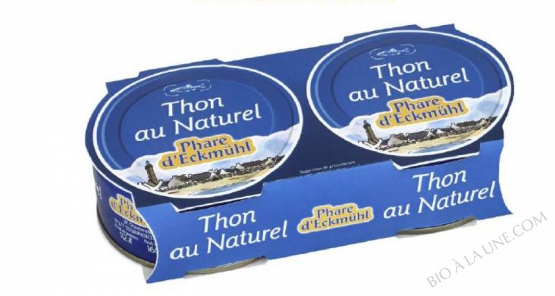 thon albacore lot de 2 - 2 x 80 g