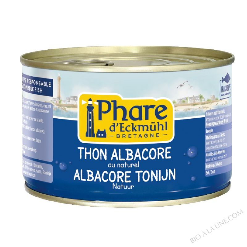 thon albacore - 400 g