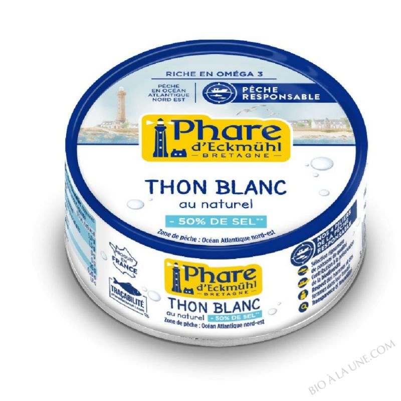Thon Blanc - 132 g