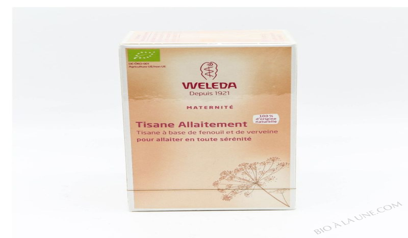 Tisane Allaitement - 20 Sachets De 2G