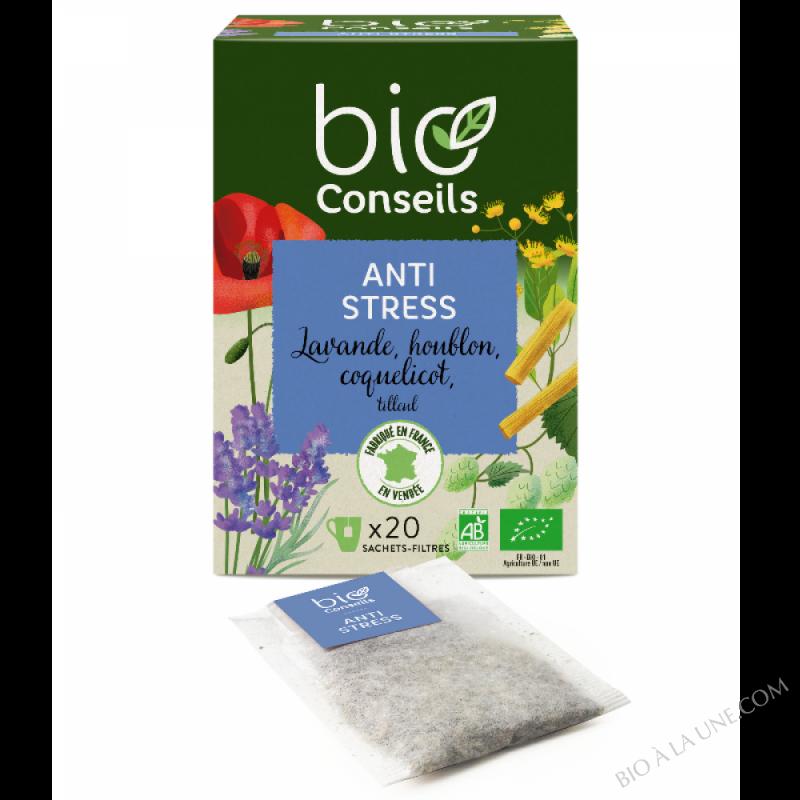 Infusion Anti-stress Bioconseils - 20 sachets