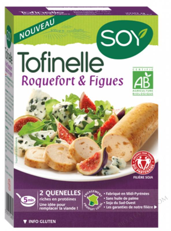 TOFINELLE ROQUEFORT & FIGUES - 2 X 100 G