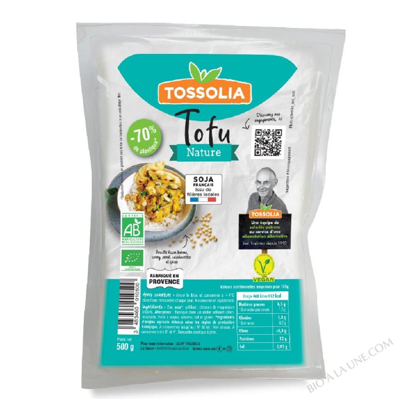 TOFU NATURE - 500G