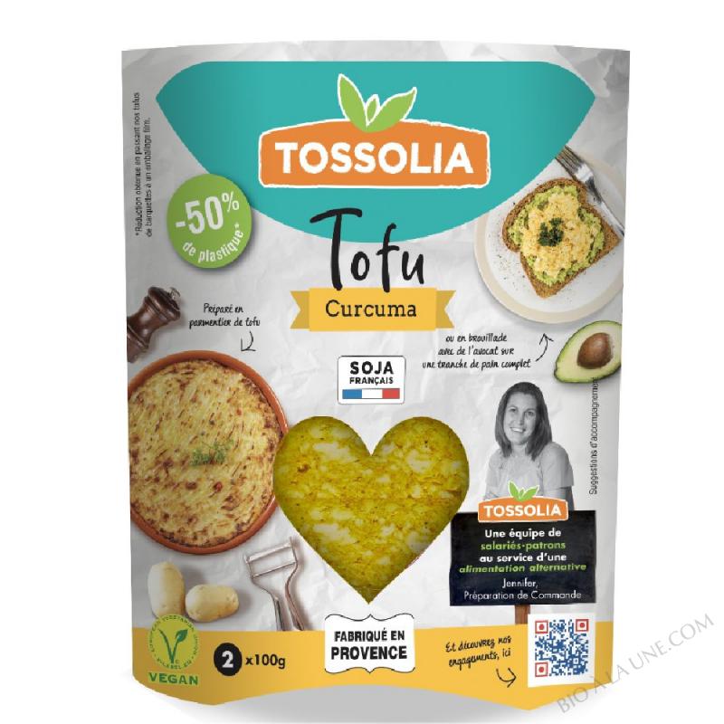 TOFU CURCUMA TOSSOLIA