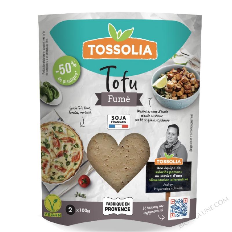TOFU FUME TOSSOLIA