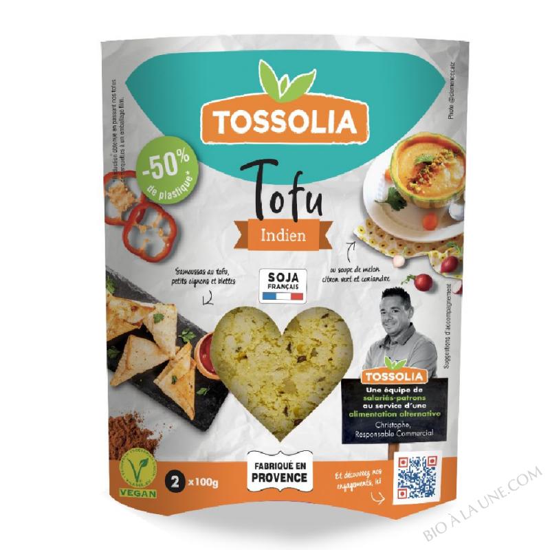 TOFU INDIEN TOSSOLIA