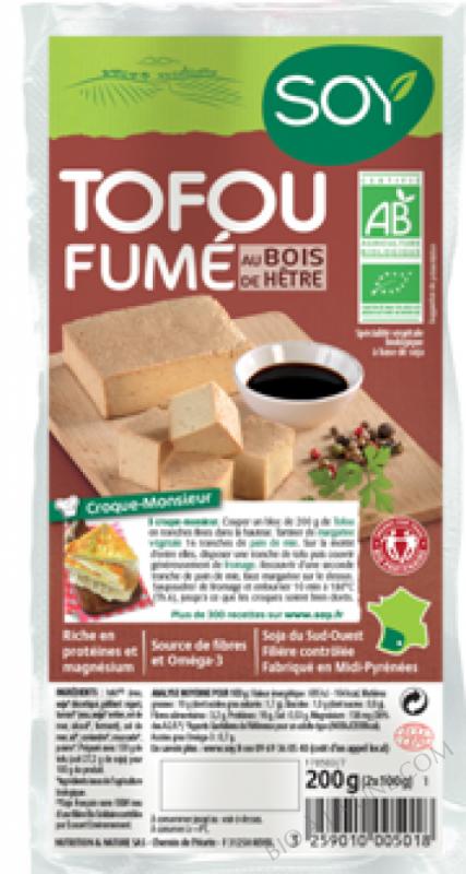 TOFU FUMÉ- 200 G