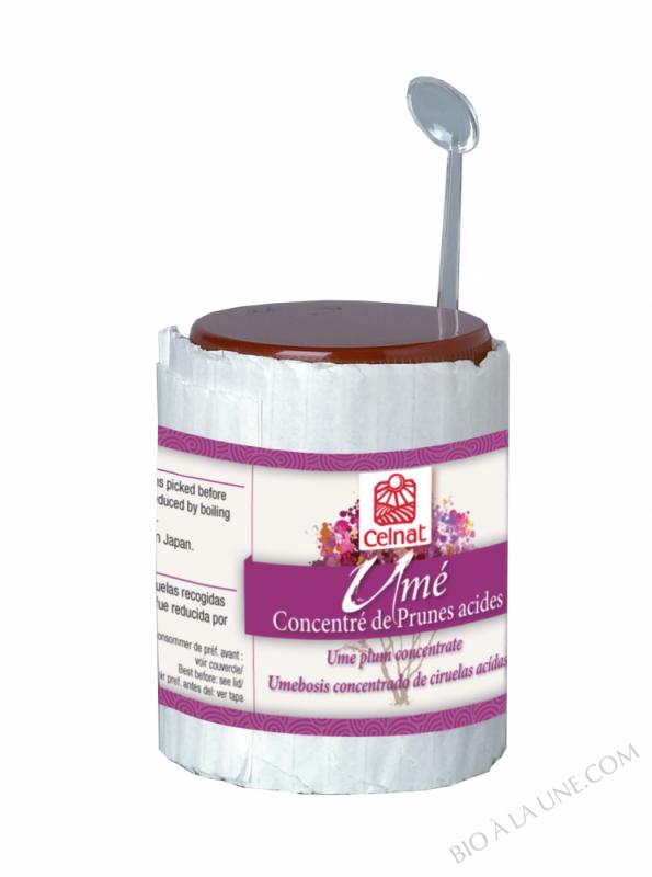 CELNAT - Umé (Concentré de Prunes acides) - 400g