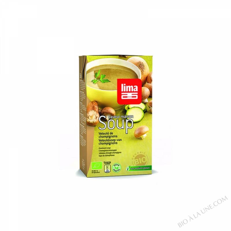 Soupe Veloute Champignons 1L