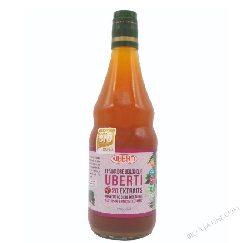 Vinaigre spécial Uberti 20 extraits végétaux
