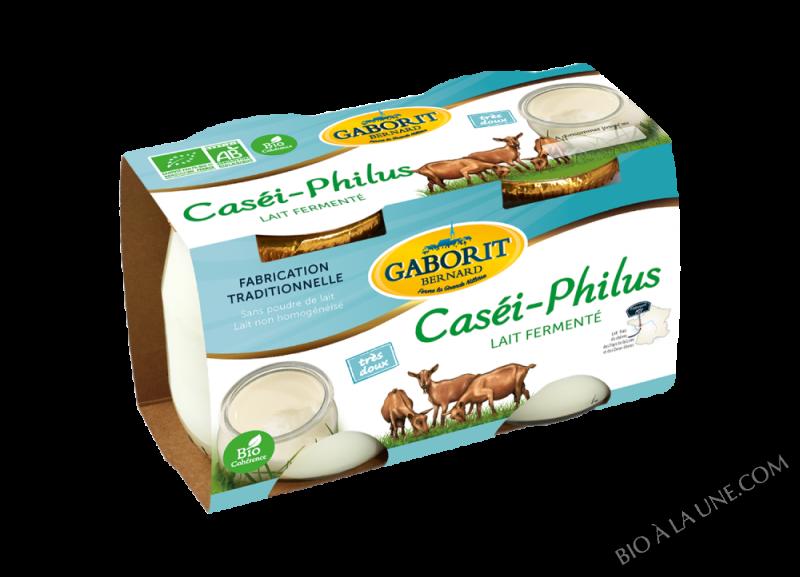 CASÉI-PHILUS DE CHÈVRE 2X125G