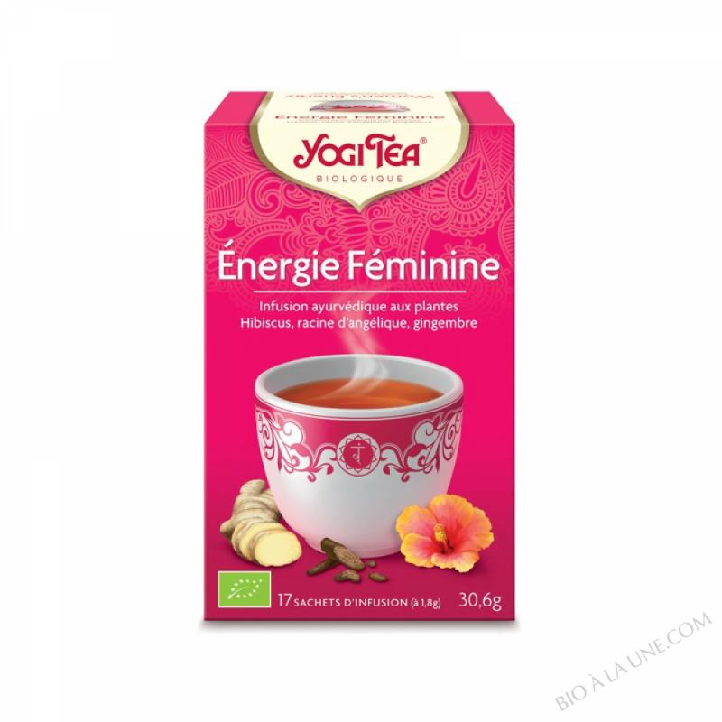 Infusion Energie feminine 15 sachets