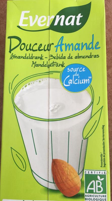 DOUCEUR AMANDE CALCIUM - 1 L