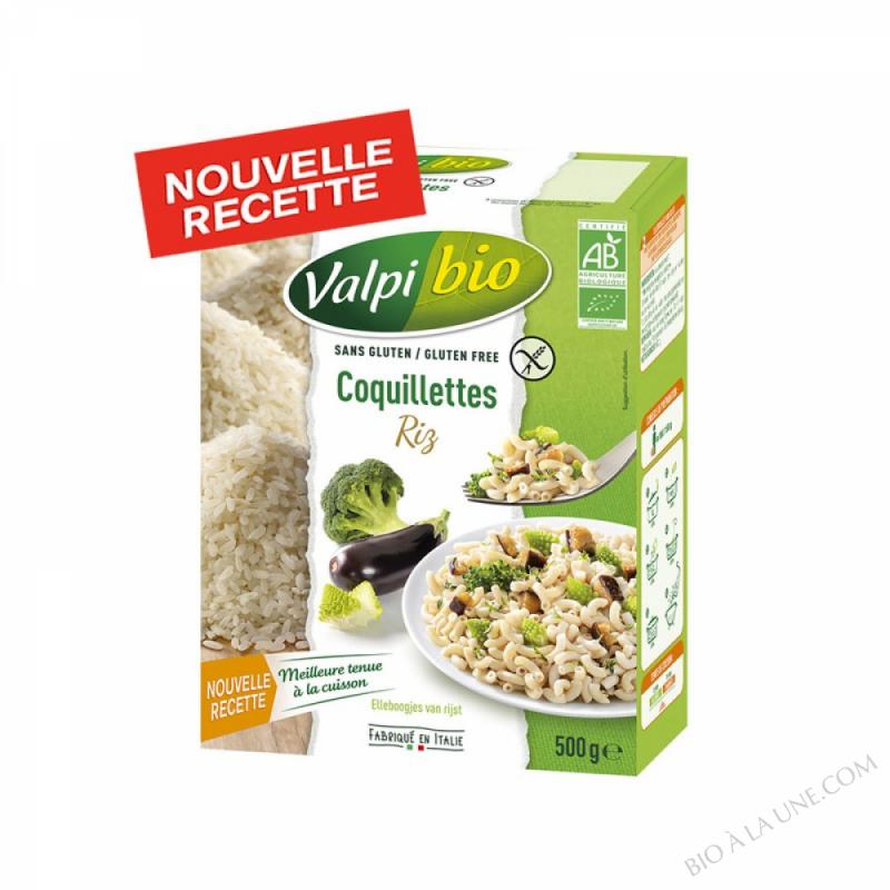 Coquillettes de riz Bio 500g
