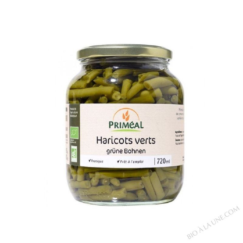 haricots verts - 720 ml