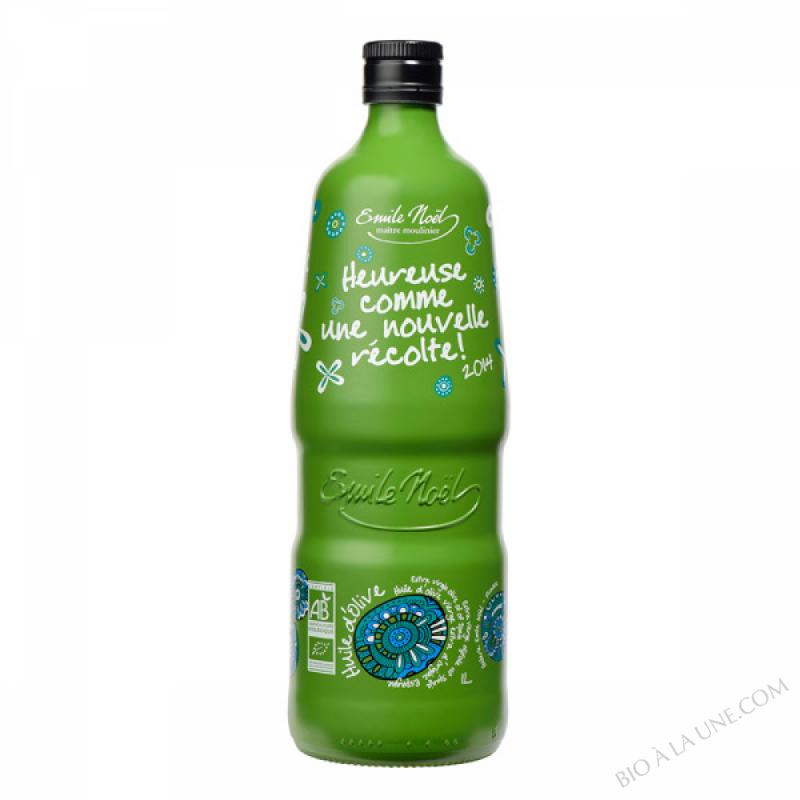 Huile d'Olive Nouvelle Récolte bio 2014 - 1L