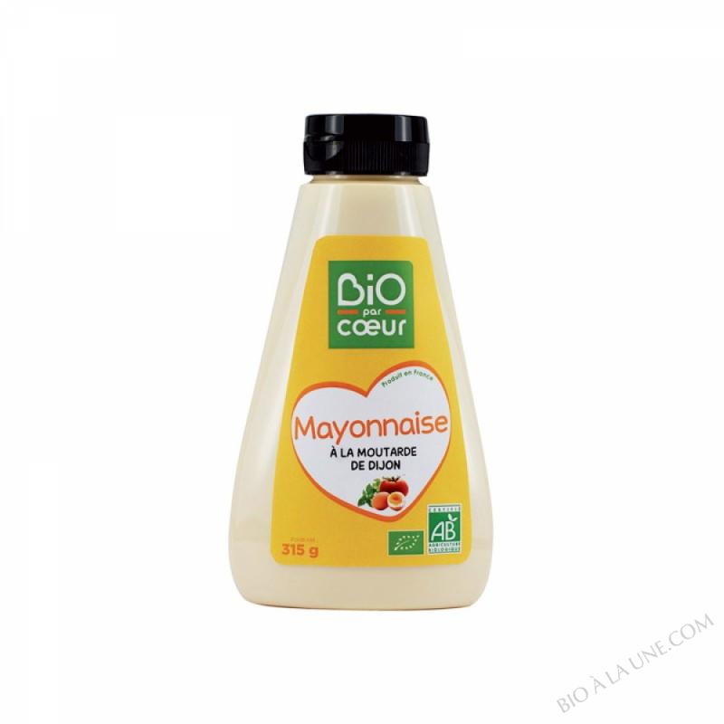 Mayonnaise à la Moutarde de Dijon BIO 315g