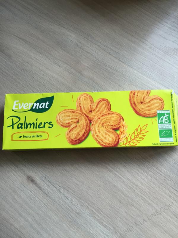 PALMIERS - 100 G