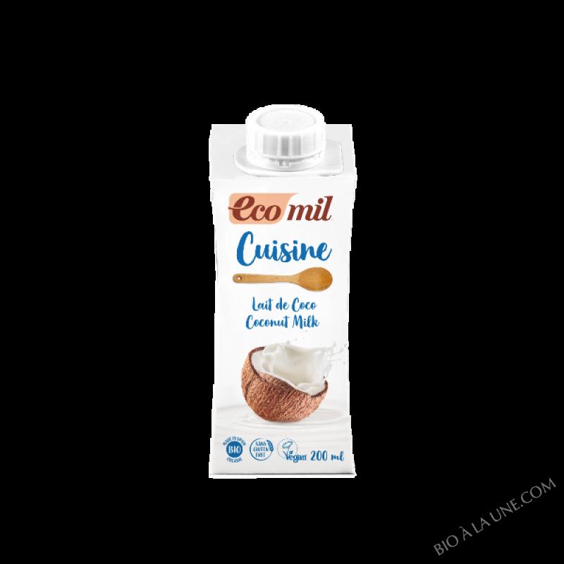 Crème cuisine Coco - 200 ml