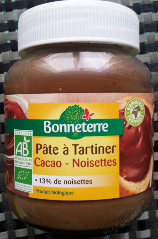 Pâte A Tartiner Cacao-Noisettes 400gr