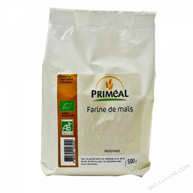 Farine de Mais Bio 500g