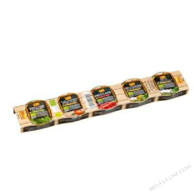 Minipack - 5 Specialites vegetales