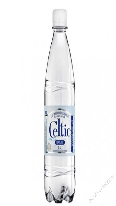 Bouteille PET eau plate nature 0,5 L - 0,50 l